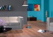 Salon w chłodnych kolorach