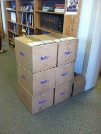 pakowanie i transport inwenatrza