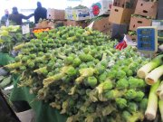 warzywa w sklepie, które mają być zważone