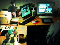 stanowisko pracy programisty