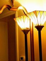 lampy stojące: stojące