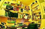 biuro, dokumenty, półki