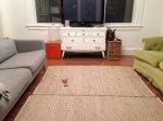 Dywan na podłodze
