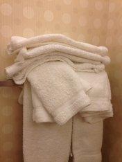 Ręczniki bawełniane