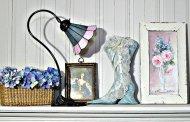 dekoracyjna lampka nocna