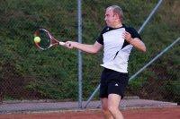 tenisista na korcie
