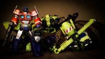 zabawki transformers